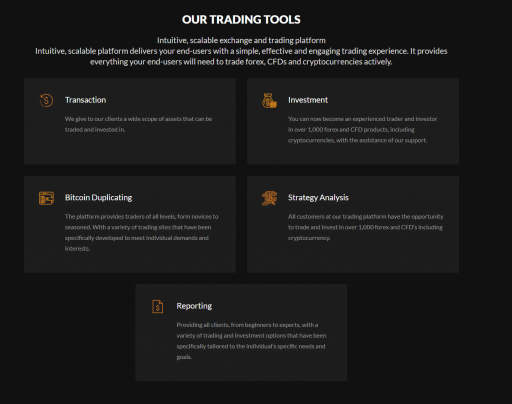phenofx trading tools